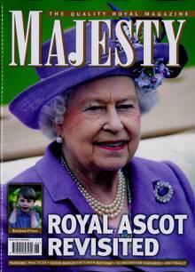 Majesty Magazine JUN 20 Order Online