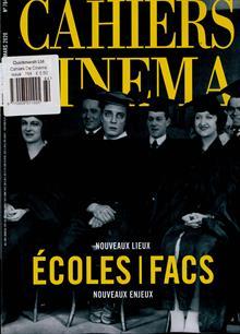 Cahier Du Cinema Cdu Magazine Issue NO 764