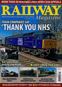 Railway Magazine MAY 20 Order Online