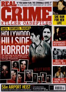 Real Crime Magazine Issue NO 63