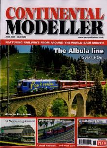 Continental Modeller Magazine JUN 20 Order Online