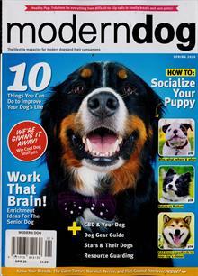 Modern Dog Magazine SPRING Order Online