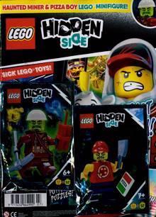 Lego Hidden Side Magazine Issue NO 7