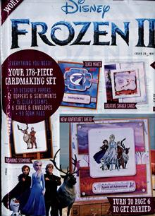 Make Cards Today Magazine FROZEN/25 Order Online
