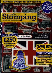 Creative Stamping Magazine NO 84 Order Online