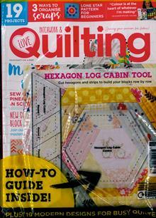 Love Patchwork Quilting Magazine NO 86 Order Online