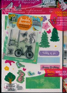 Cardmaking & Papercraft Magazine MAY 20 Order Online