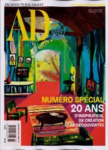 Architectural Digest French Magazine NO 160 Order Online