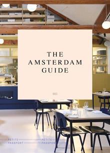 Petite Passport - Amsterdam Magazine Amsterdam Order Online