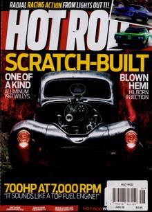 Hot Rod Usa Magazine JUN 20 Order Online