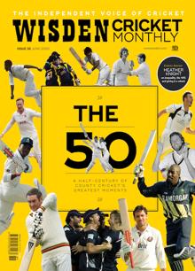 Wisden Cricket Magazine JUN 20 Order Online