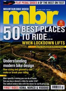 Mbr-Mountain Bike Rider Magazine JUL 20 Order Online