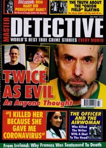 Master Detective Magazine JUL 20 Order Online