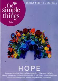 Simple Things Magazine JUN 20 Order Online