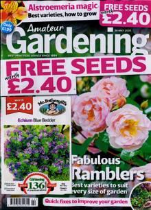 Amateur Gardening Magazine 30/05/2020 Order Online