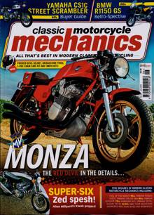 Classic Motorcycle Mechanics Magazine Issue JUN 20