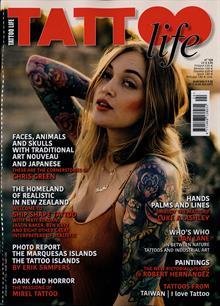 Tattoo Life Magazine NO 124 Order Online