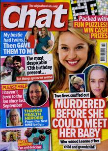 Chat Magazine Issue 28/05/2020