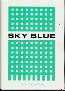Sky Blue Magazine 02 Order Online