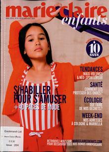 Marie Claire Enfants Magazine 20 Order Online
