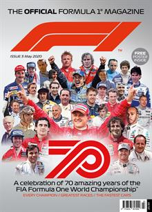 The Official F1® Magazine Issue 3 Order Online