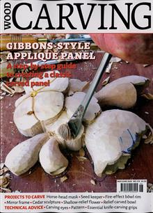 Woodcarving Magazine MAY-JUN Order Online