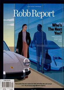 Robb Report Us Edition Magazine APR 20 Order Online