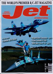 Radio Control Jet Intl Magazine JUN-JUL Order Online