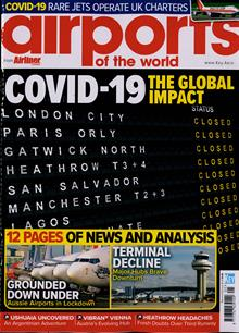 Airports Of The World Magazine MAY-JUN Order Online