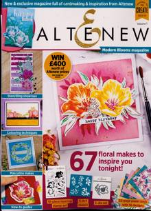 Inspired To Create Magazine ALTE NEW61 Order Online