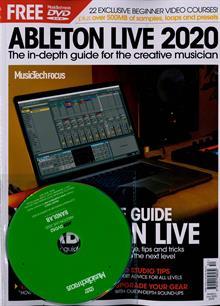 Music Tech Focus Guide Magazine ABLETONLIV Order Online