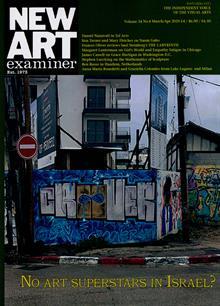 New Art Examiner Magazine 13 Order Online