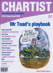 Chartist Magazine 03 Order Online