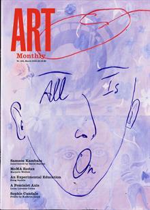 Art Monthly Magazine 07 Order Online