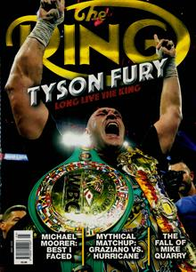 The Ring Magazine MAY 20 Order Online