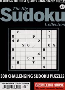 Big Sudoku Collection Magazine NO 46 Order Online