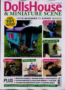 Dolls House & Miniature Scene Magazine Issue JUN 20