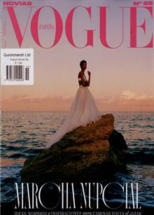 Vogue Novias Magazine Issue 55