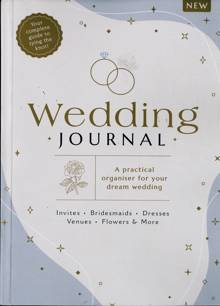Bz Wedding Journal Magazine ONE SHOT Order Online