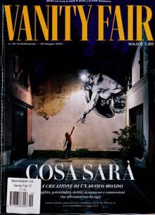 Vanity Fair Italian Magazine Issue NO 20018-9
