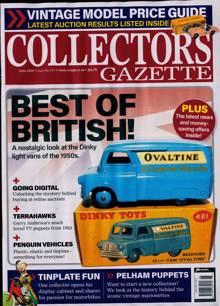 Collectors Gazette Magazine JUN 20 Order Online