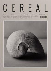 Cereal Magazine Issue Vol. 20