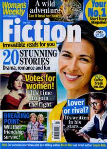 Womans Weekly Fiction Magazine JUL 20 Order Online