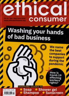 Ethical Consumer Magazine MAY-JUN Order Online