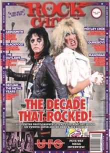 Rock Candy Magazine Issue 20 Order Online