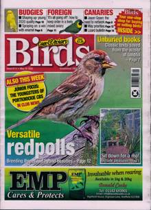 Cage And Aviary Birds Magazine 20/05/2020 Order Online