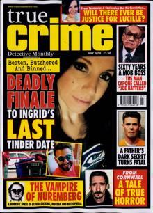 True Crime Magazine JUL 20 Order Online
