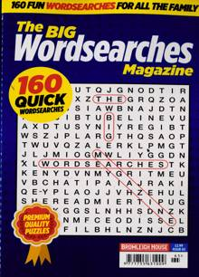Big Wordsearch Magazine NO 65 Order Online