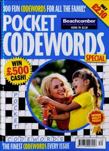Pocket Codewords Special Magazine NO 70 Order Online