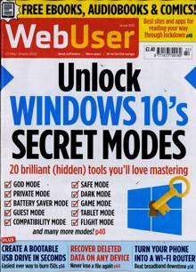 Webuser Magazine NO 502 Order Online